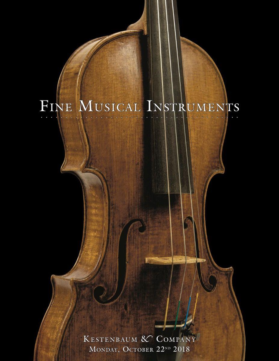 auction 78 fine musical instruments: violins, cellos, bows, guitars