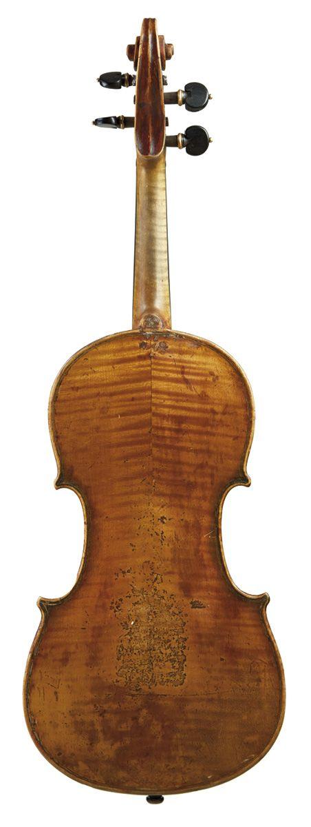 labeled MATTHAEUS IGNATIUS BRANDSTAETTER/ FECIT VIENNAE ANNO 1824