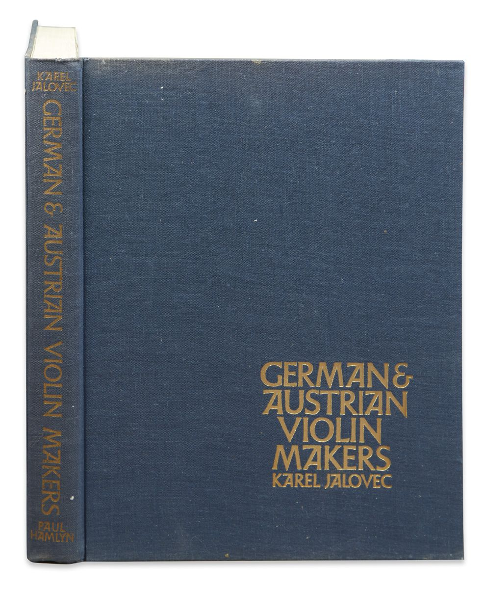 German & Austrian Violin Makers