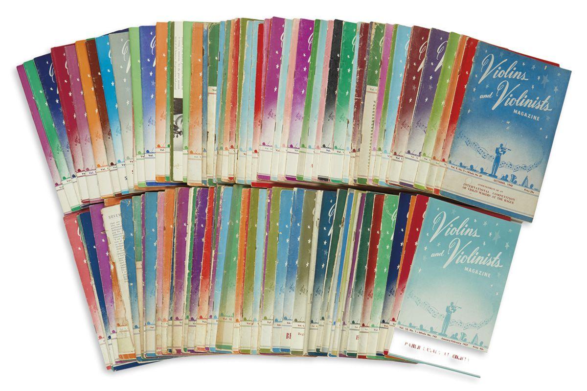 105 volumes.