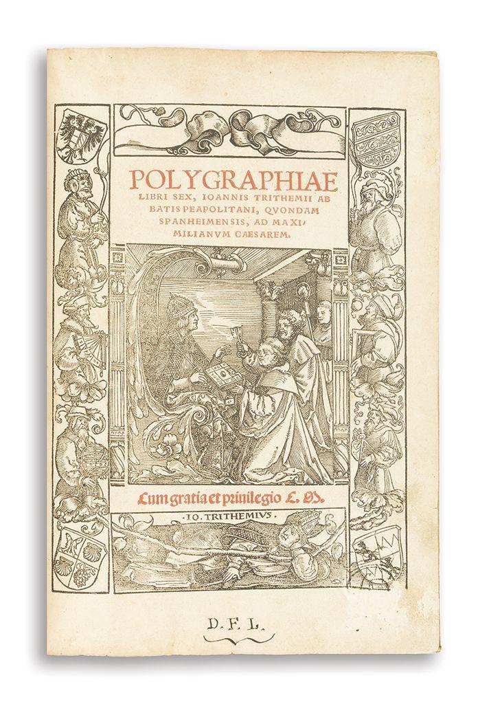 Polygraphiae libri sex.