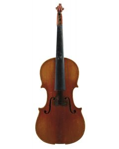 Labeled ANTONIUS STRADIVARIUS…, length of two-piece back 357 mm.