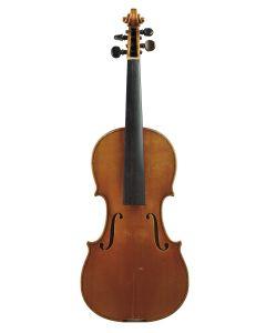 C. 1930, unlabeled, length of back 337 mm.