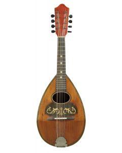 Raphael Ciani, New York, c. 1920, labeled A GALIANO/ RC/ FABRICANTE DE/ MANDOLINI/ E/ CHITTARRE/ GARANDITI
