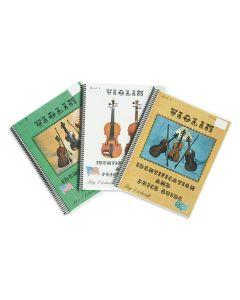 Violin Identification and Price Guide, three books, 1977.