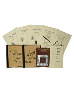 Greilsamer, Lucien, The Health of the Violin and the Viola and Cello; Strobel, Henry, Violin Maker's Notebook;