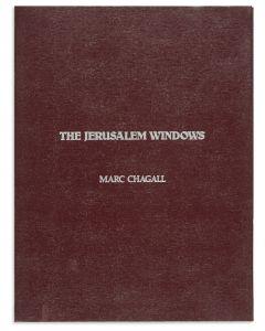 Jerusalem Windows Medallions. Issued by the Israeli Commemorative Society.