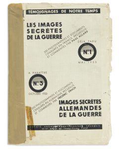 """Lucien Vogel (Ed.) Témoignages de notre Temps - Les Juifs [""""Witness to our Time - The Jews.""""]"""