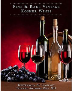 Debuts Its First Auction of Fine & Rare Vintage Kosher Wines