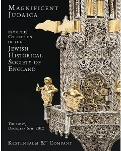 Magnificant Judaica: From the collection of the Jewish Historial Society