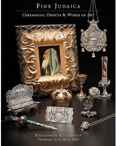 Fine Judaica: Ceremonial Objects and Works of Art