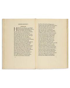 Goethe, Johann Wolfgang von. Iphigenie auf Tauris.