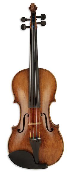 Italian Violin, c. 1800  <br> Labeled: Onorato Gragniani Figlio D Antonio/Fatto In Livorno, 1795